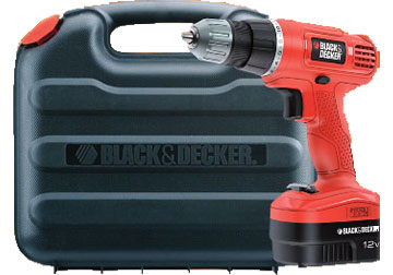 12V Máy khoan pin Black and Decker EPC12K2