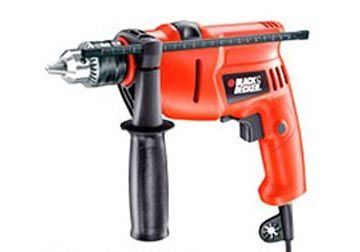 13mm Máy khoan 500W Black Decker KR55RE